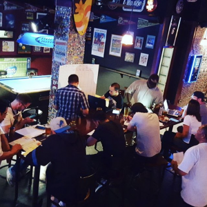 time out sports tavern events