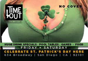 san diego st patricks day