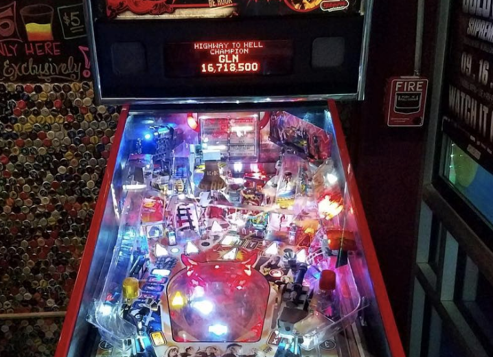 Where to Play Pinball in San Diego